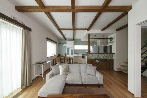 古き良き日本家屋の趣を残す 細部までこだわった「わが家」